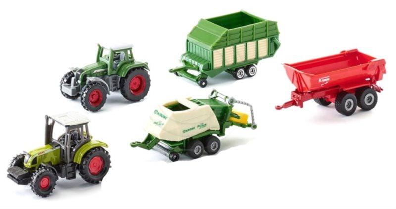SIKU 6286 Sada: Zemědělské stroje