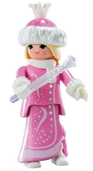 Playmobil 9147 Figurky pro holky - Zimní princezna (série 11)