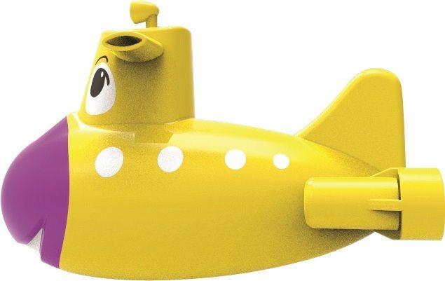 MAC TOYS Žlutá ponorka