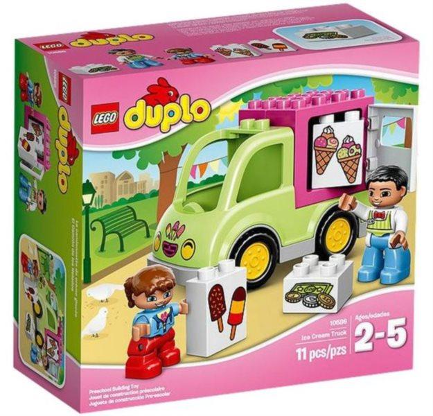 Stavebnice DUPLO® 10586 Zmrzlinářské auto