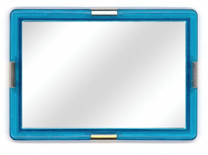 Magnetická stavebnice MAGFORMERS Zrcadlový obdélník 1 kus
