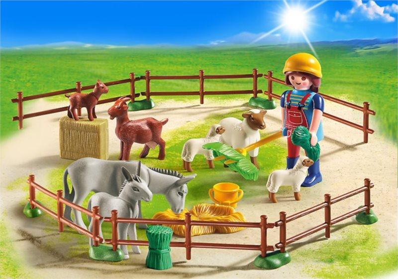 Playmobil 6133 Zvířata na pastvě