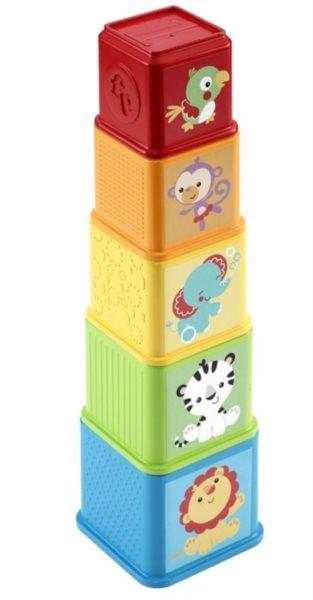 Fisher-Price - Zvířátková věž CDC52