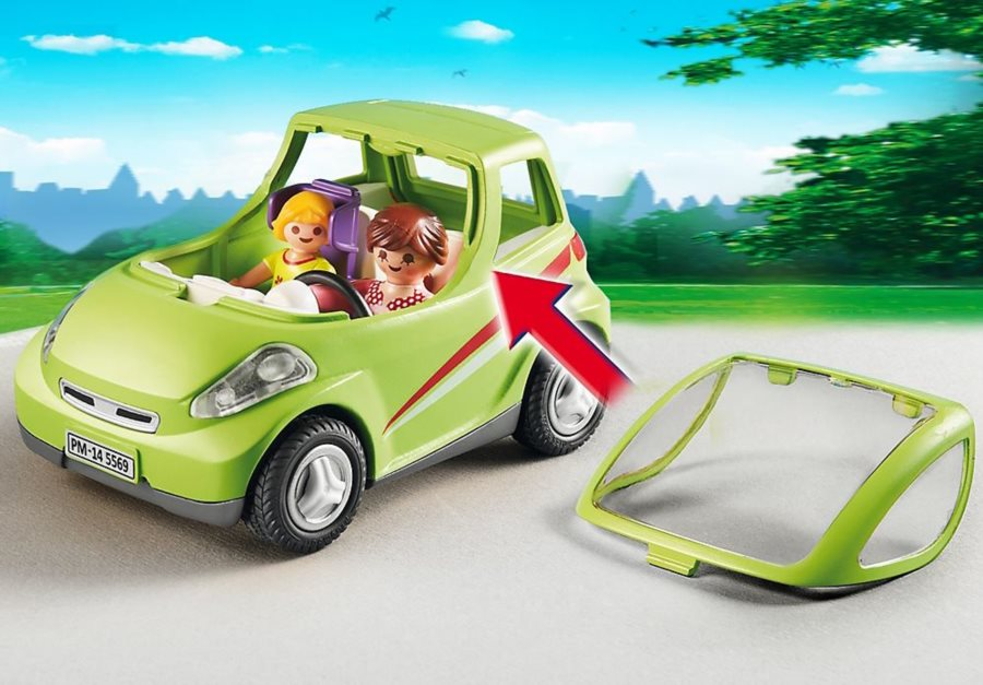 Playmobil 5569 Auto City Go Stavebnice