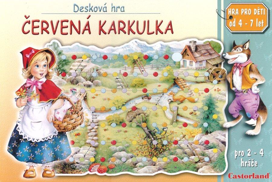 Cervena Ponorka Deskova Hra