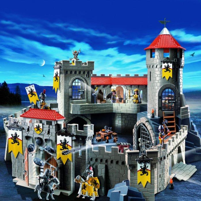 Playmobil 4865 hrad ryt ern ho lva stavebnice for 4865 playmobil