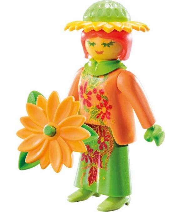 Playmobil 9147 Figurky pro holky - Květinová dívka (série 11 ... 024870eb62