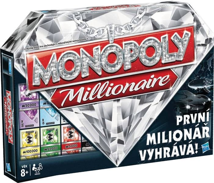 Monopoly - Popul rna spoloensk hra, ktor si z skala