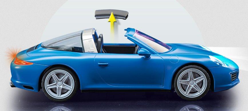 playmobil porsche 911 targa 4s 5991 stavebnice. Black Bedroom Furniture Sets. Home Design Ideas