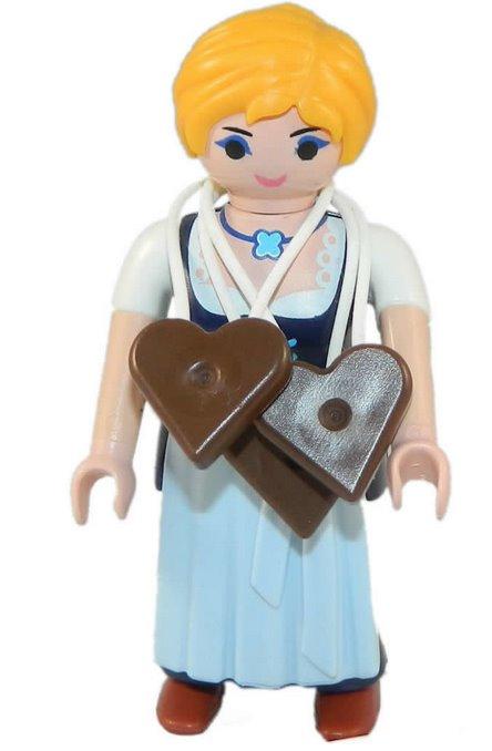 Playmobil 9147 Figurky pro holky - Trhovkyně se srdíčky (série 11 ... f32bad99c8
