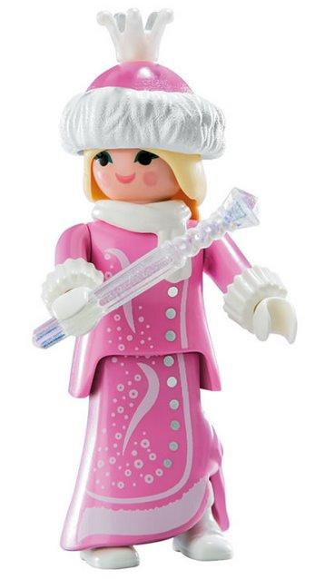 Playmobil 9147 Figurky pro holky - Zimní princezna (série 11 ... c912c58af6