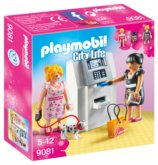PLAYMOBIL® City Life 9081 Bankomat