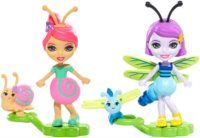 Enchantimals Saxon Snail™ & Dawle™ a Dara Dragonfly™ & Swift™