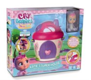 Cry Babies Magic Tears: Super domek Katie