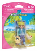 PLAYMOBIL® Playmo-Friends 70030 Farmářka