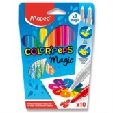 Fixy Maped Color´Peps Magic - 8 + 2 kusů