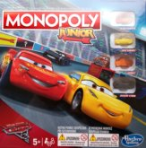 Monopoly Junior - Auta 3