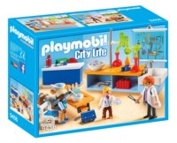 PLAYMOBIL® City Life 9456 Hodina chemie