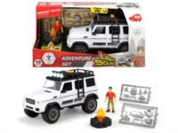 Mercedes V8 Adventure set