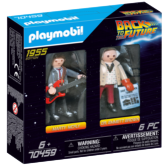 PLAYMOBIL® Back to the Future 70459 Marty McFly a Dr. Emmett Brown