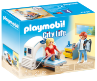 PLAYMOBIL® City Life 70196 Radiolog