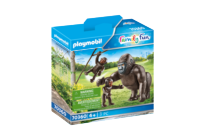 PLAYMOBIL® Family Fun 70360 Gorila s mláďaty