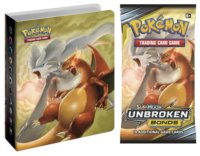 Pokémon: Mini album Unbroken Bonds + booster