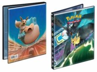 Pokémon: Sběratelské album A5 Sun and Moon - Team Up na 80 karet