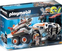 Spy Team Battle Truck 9255