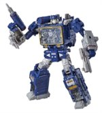 Transformers Voyager War for Cybertron: Soundwave